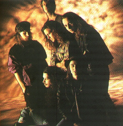 Temple of the Dog - Band